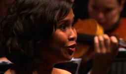 Bernadeta Astari – Johann Strauss jr. – Spiel ich die Unschuld vom Lande – Die Fledermaus