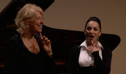 Edith Wiens and Lusine Levoni