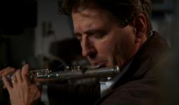 Matthias Ziegler plays alto