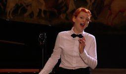 Nicole Fiselier: Saper vorreste – Un Ballo in Maschera – Giuseppe Verdi