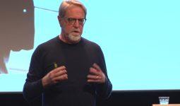 Jonathan Taplin: 'Move fast and break things' – lezing