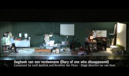 Annelies van Parys – Music Theatre Works
