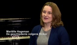 Mariëlle Hageman: De geschiedenis volgens Bicker – interview