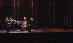 String Quartet Biennale Amsterdam 2020: Borusan Quartet