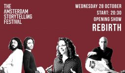 Amsterdam Storytelling: 'Rebirth'