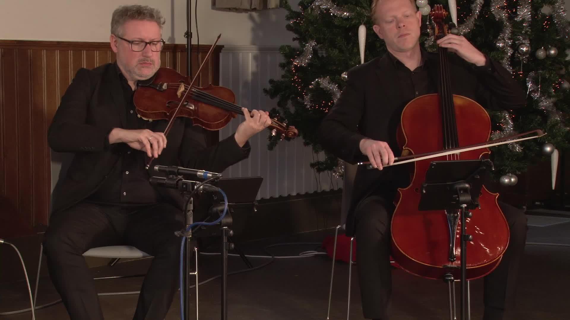 Nieuwjaarsconcert Hummelo 2021: Matangi Quartet en Carel Kraayenhof