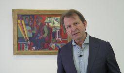 Ernst Kirchner en Jan Wiegers: vriendschap