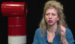 Suzanna Jansen: 'Ondanks de zwaartekracht'