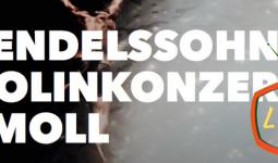MENDELSSOHN: Violinkonzert – LIVE