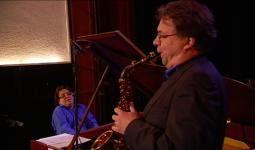 Splendor 't Zonnehuis Amsterdam-Noord: Sax en Piano