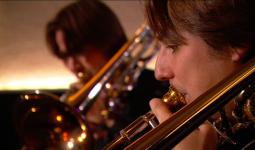 Splendor 't Zonnehuis Amsterdam-Noord: Trombones Duo